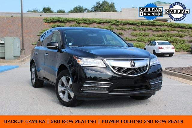 2016 Acura MDX 9-Spd AT w/ AcuraWatch Plus