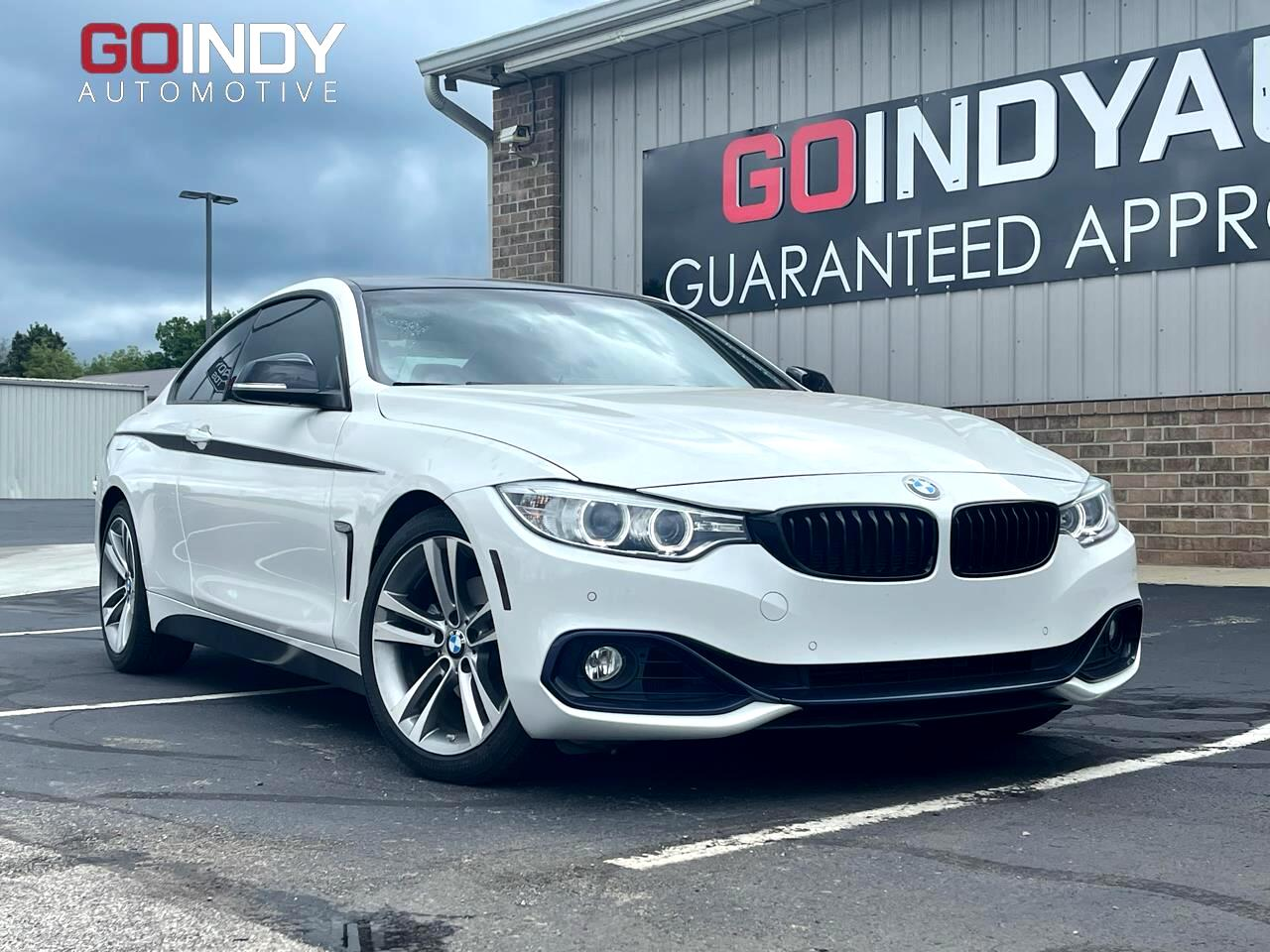 BMW 4-Series 428i coupe 2015