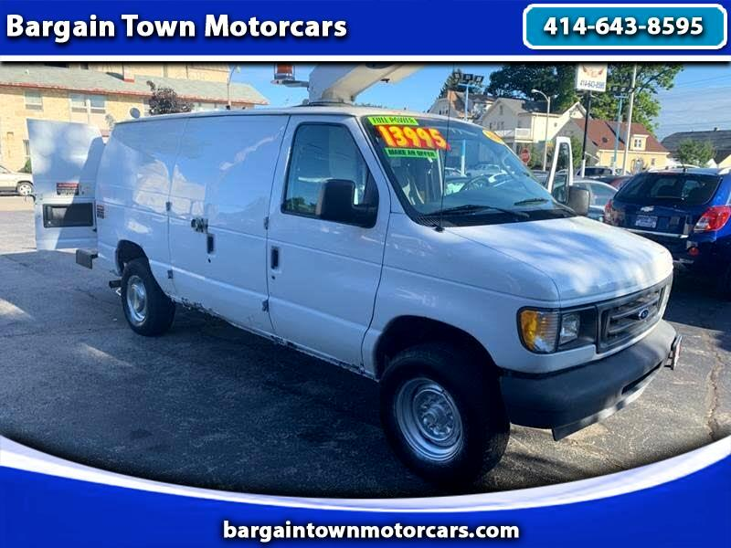 Ford Econoline E-350 Super Duty 2004
