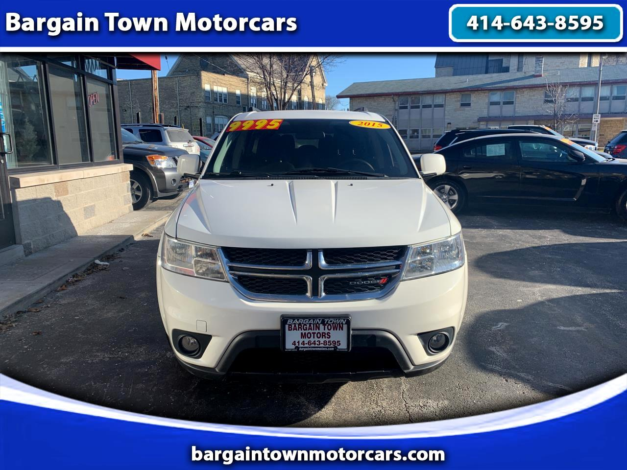 Dodge Journey Base 2015