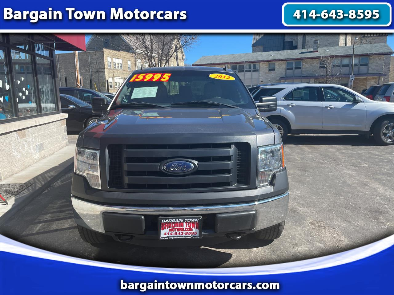 Ford F-150 STX SuperCab 6.5-ft. Bed 4WD 2009