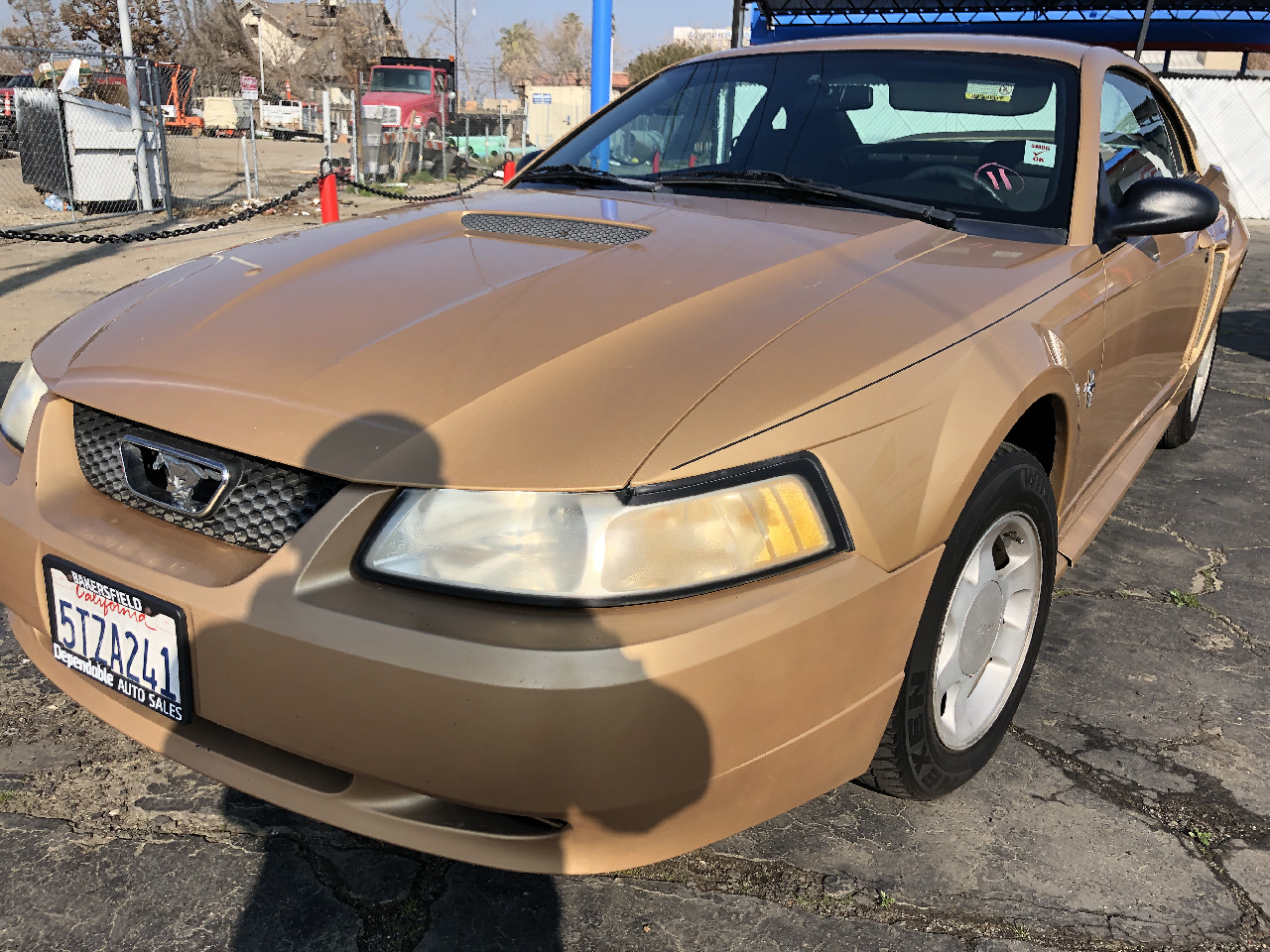 Ford Mustang 2dr Cpe 2000
