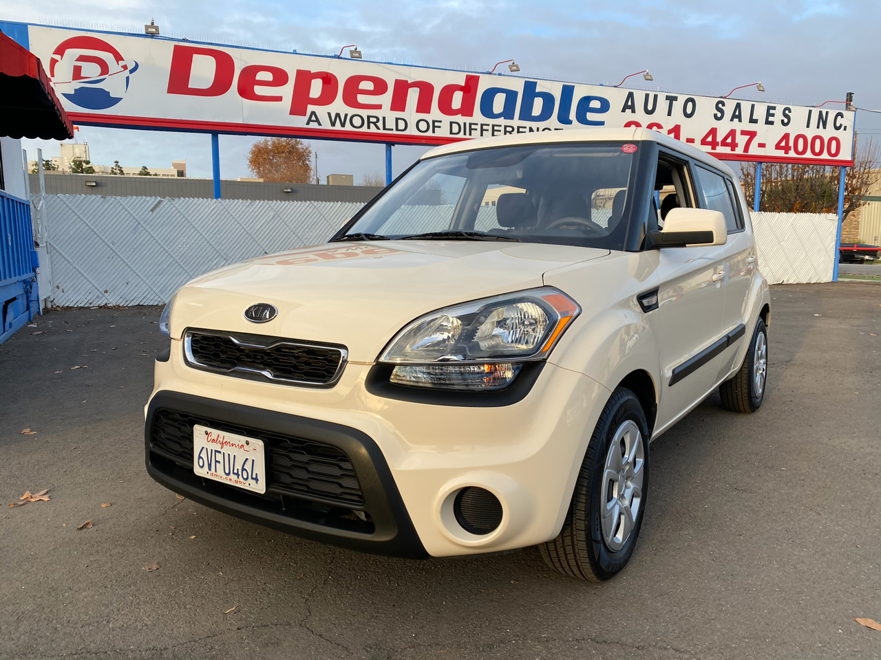 Kia Soul 5dr Wgn Man Base 2012