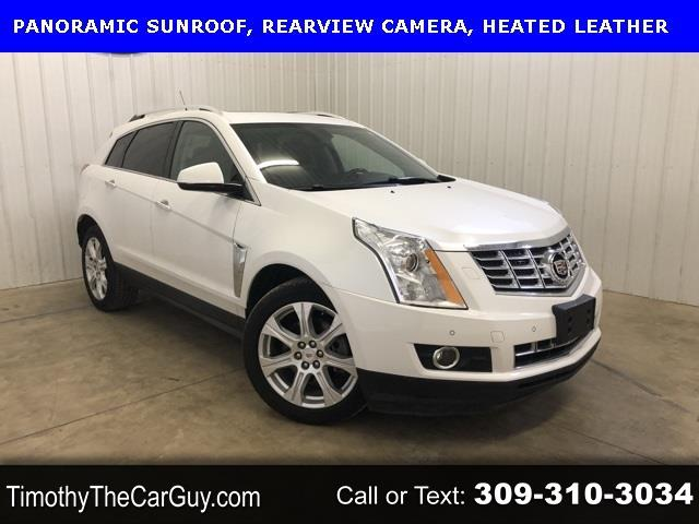 Cadillac SRX Performance Collection 2013