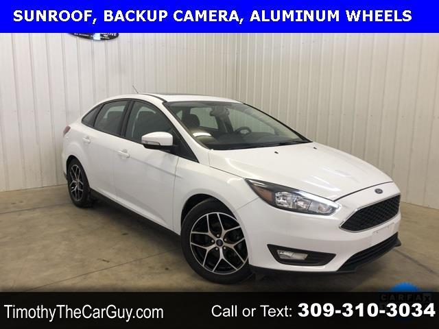 Ford Focus SEL Sedan 2018