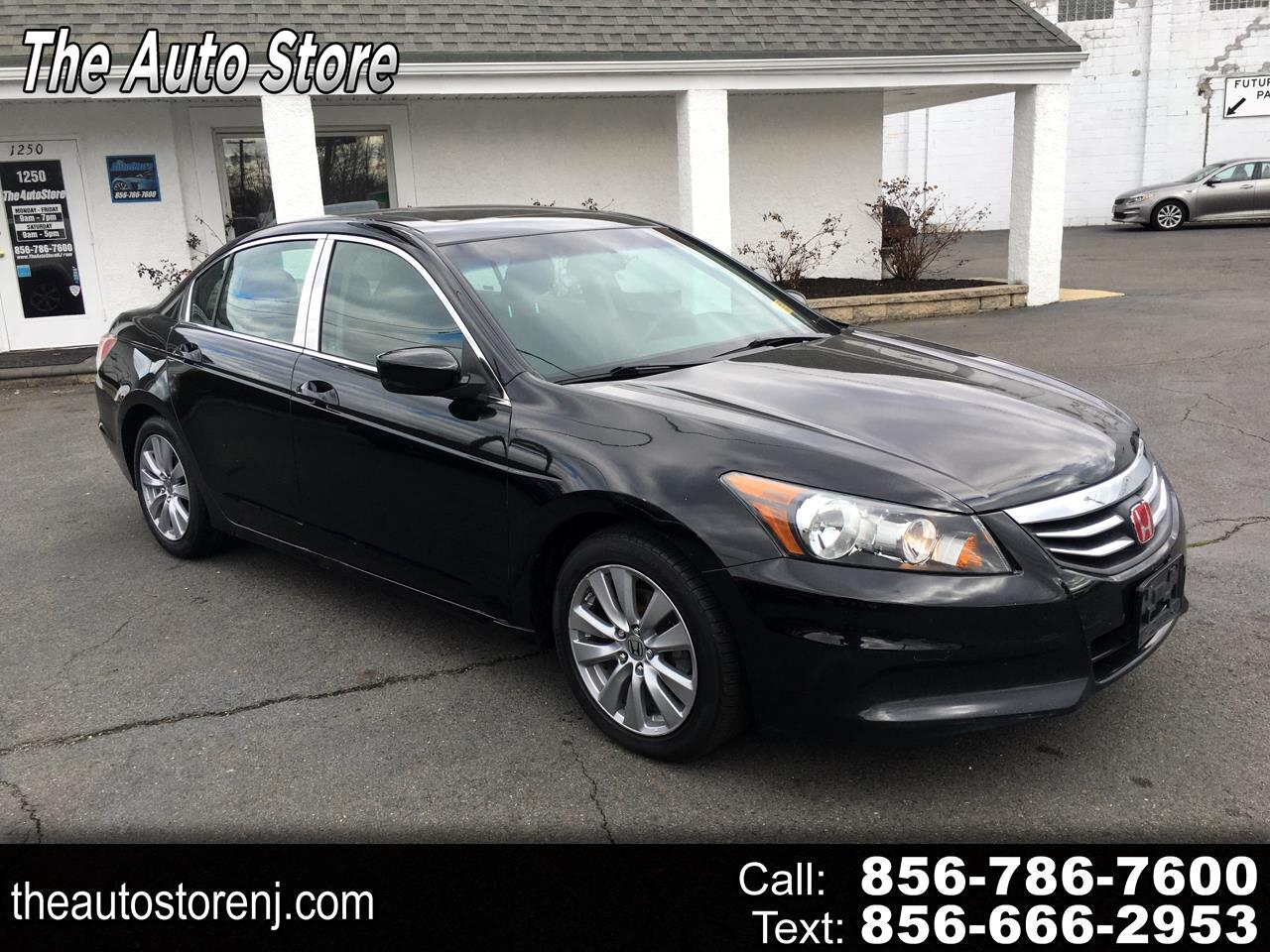 Honda Accord EX Sedan AT 2012