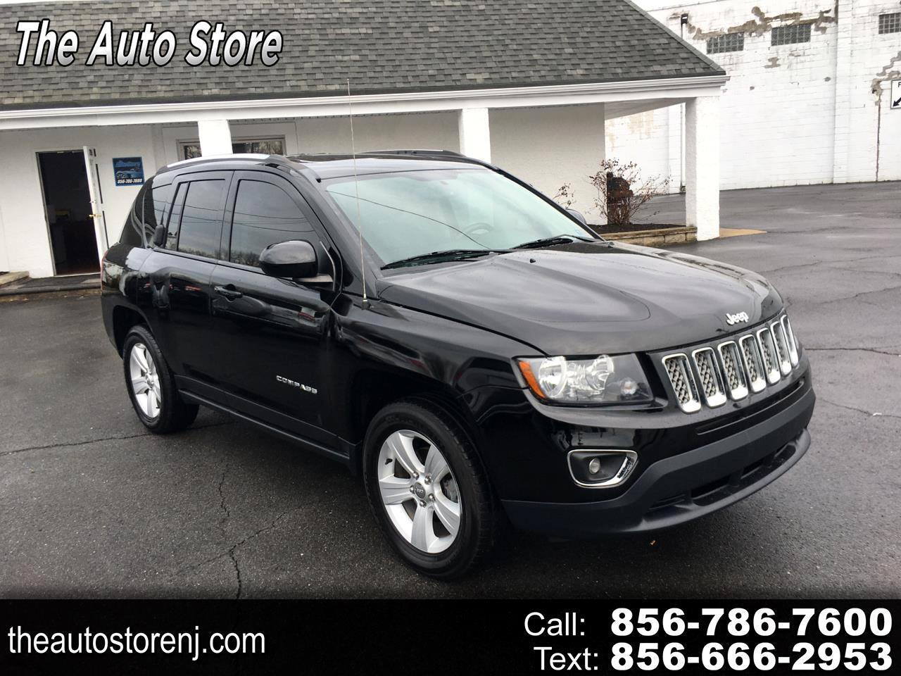Jeep Compass High Altitude 4x4 2015