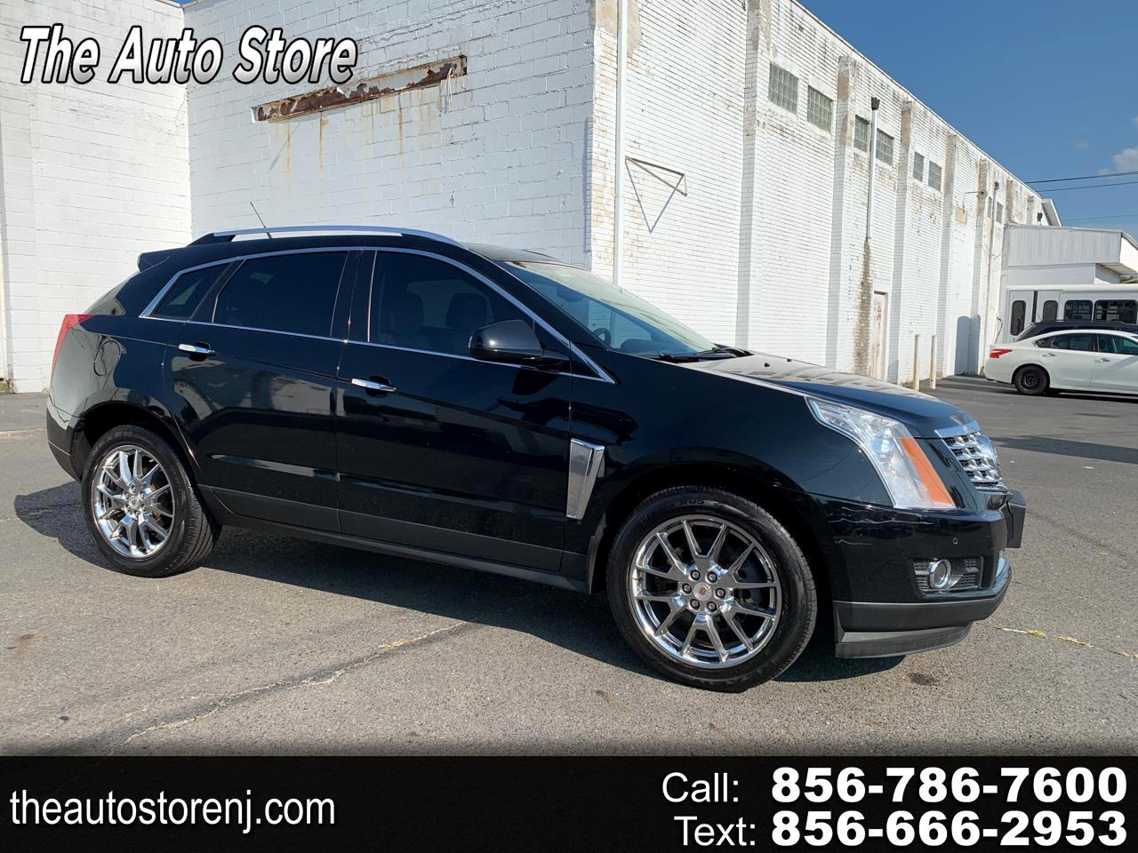 Cadillac SRX AWD Performance Collection 2013