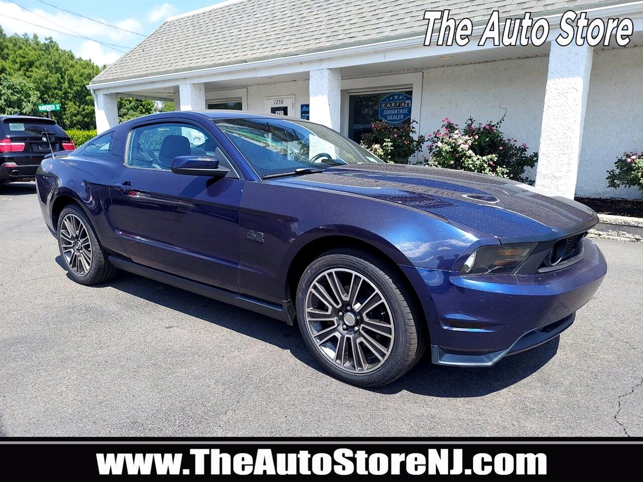 Ford Mustang GT Coupe 2010