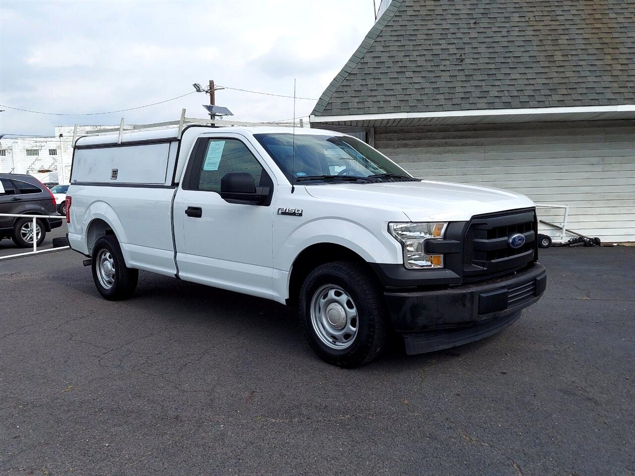 Ford F-150 XL 6.5-ft. Bed 2WD 2017