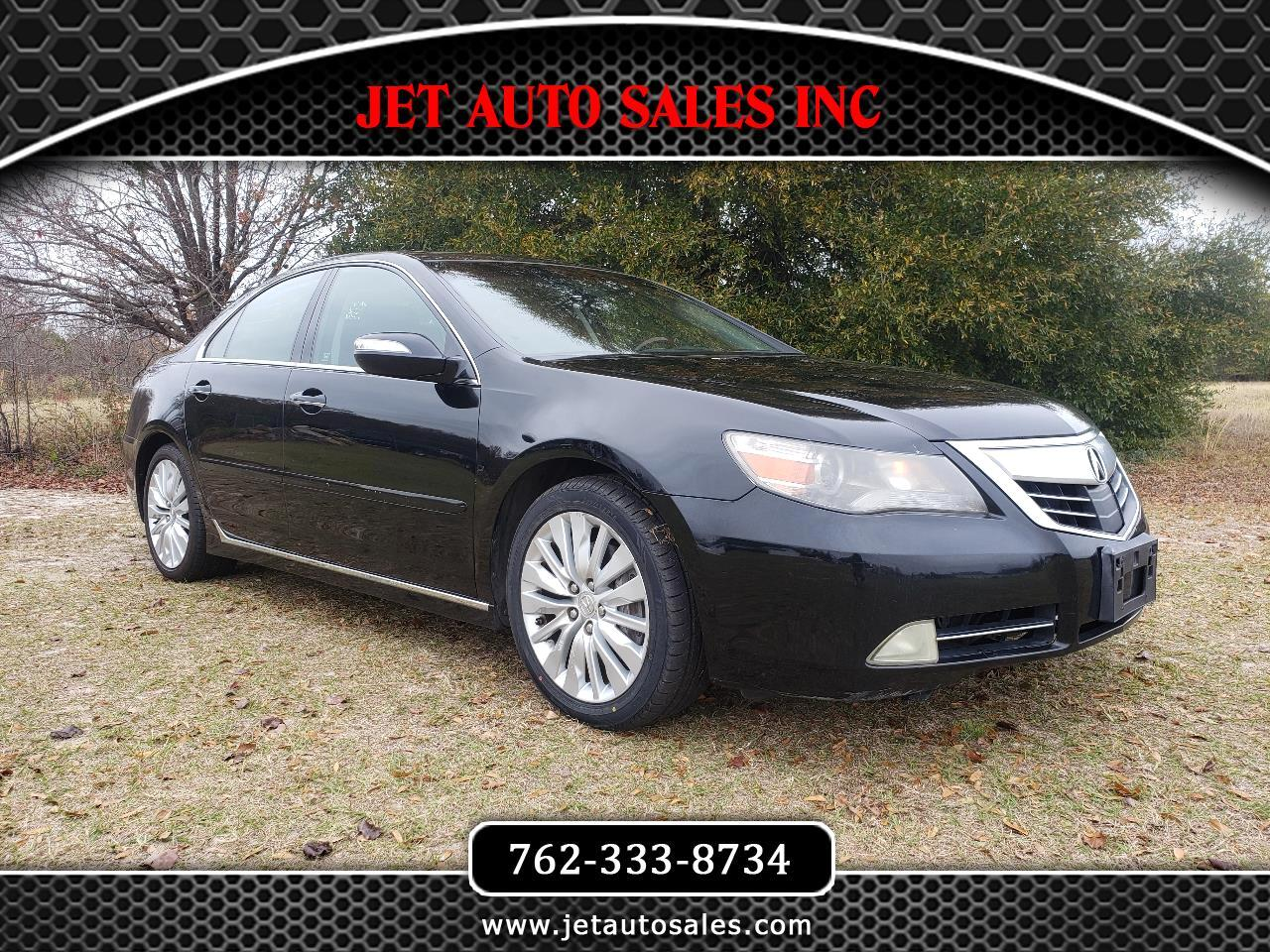 Acura RL Advance Package 2011