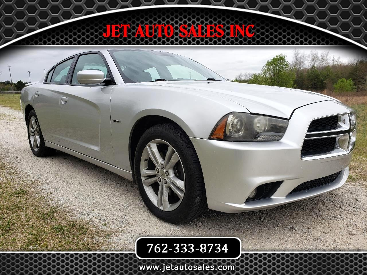 Dodge Charger R/T AWD 2012