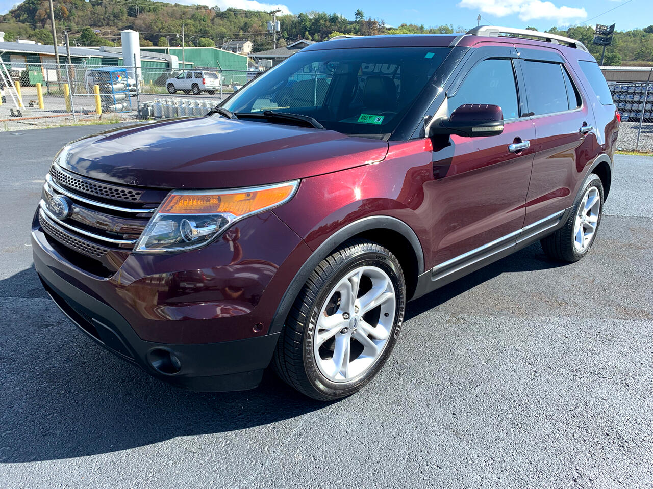 2011 Ford Explorer Limited >> Used 2011 Ford Explorer Limited 4wd For Sale In Princeton Wv