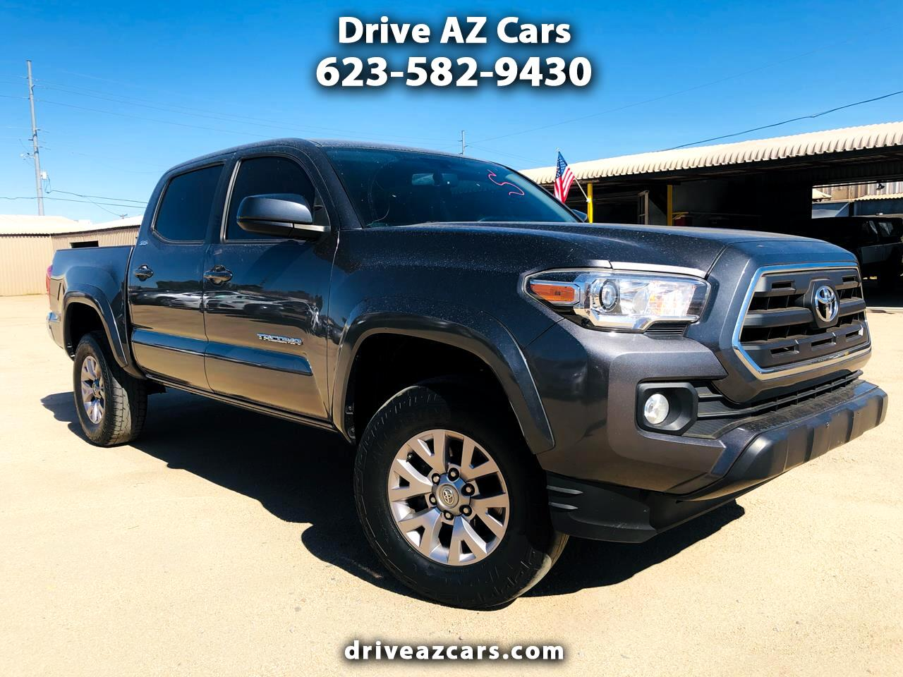 Toyota Tacoma 2WD Double Cab V6 AT TRD Off Road (Natl) 2016