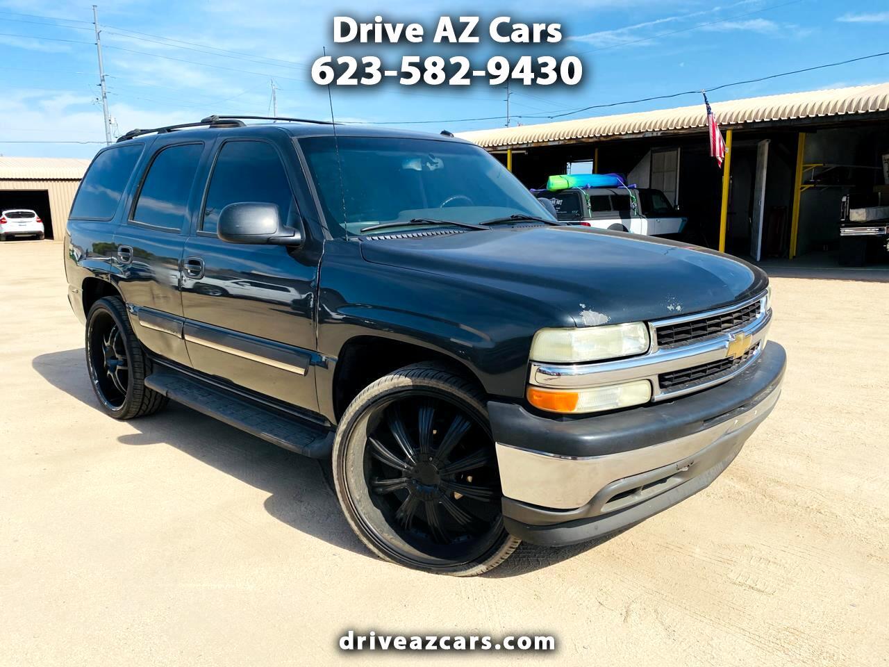 Chevrolet Tahoe 4dr 1500 LS 2005