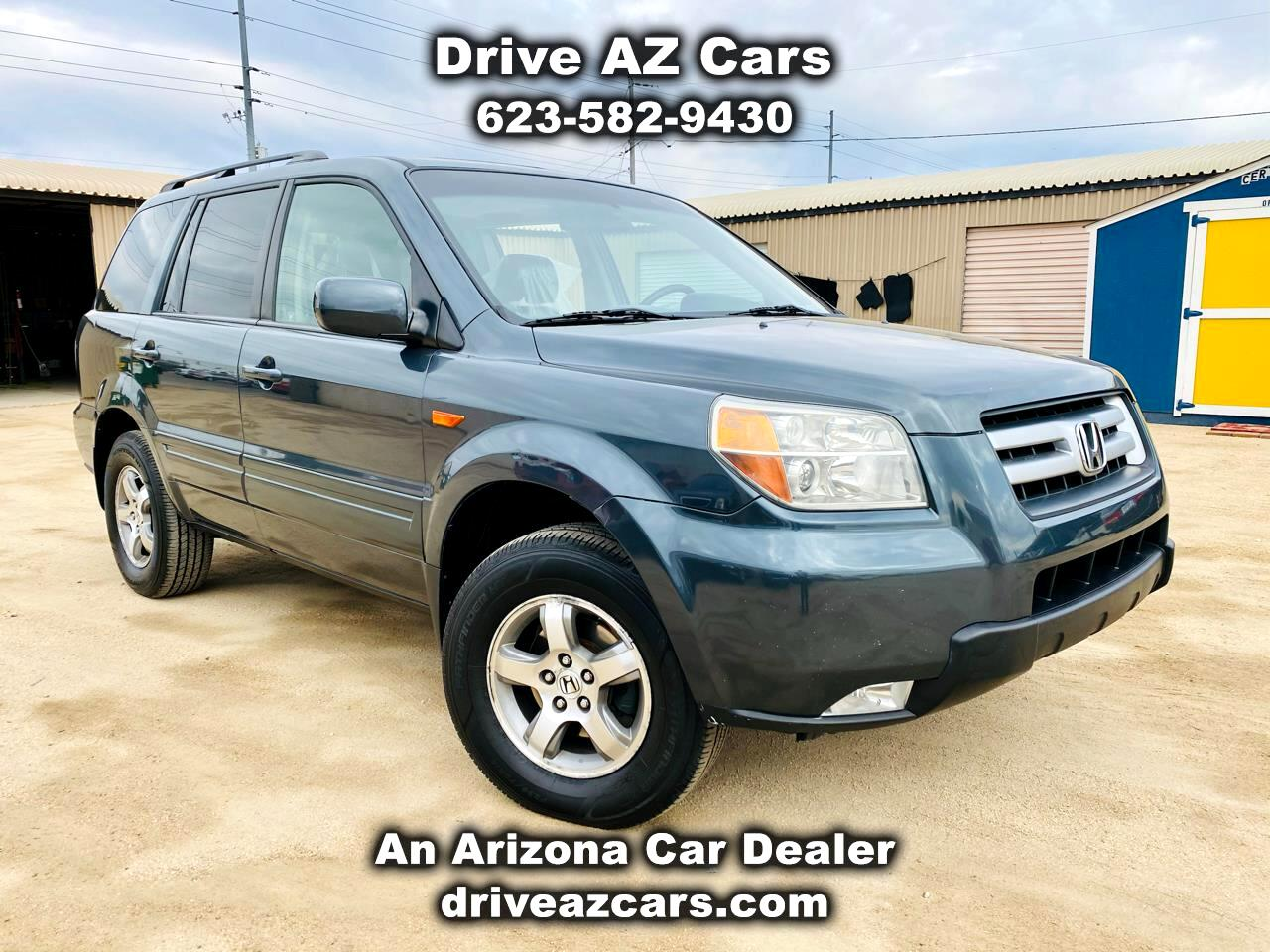 Honda Pilot 4WD EX-L AT with RES 2006