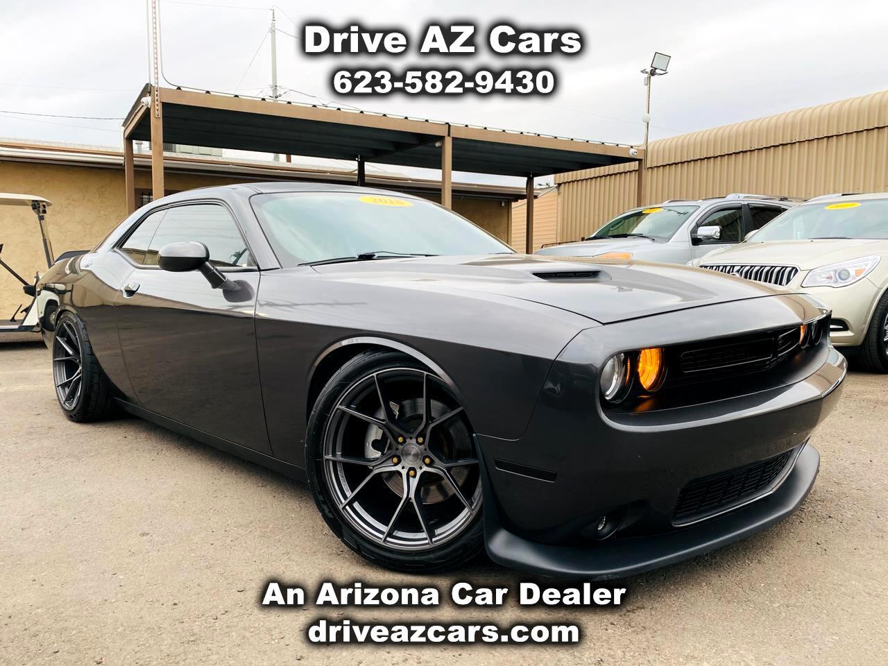 Dodge Challenger R/T Plus RWD 2018