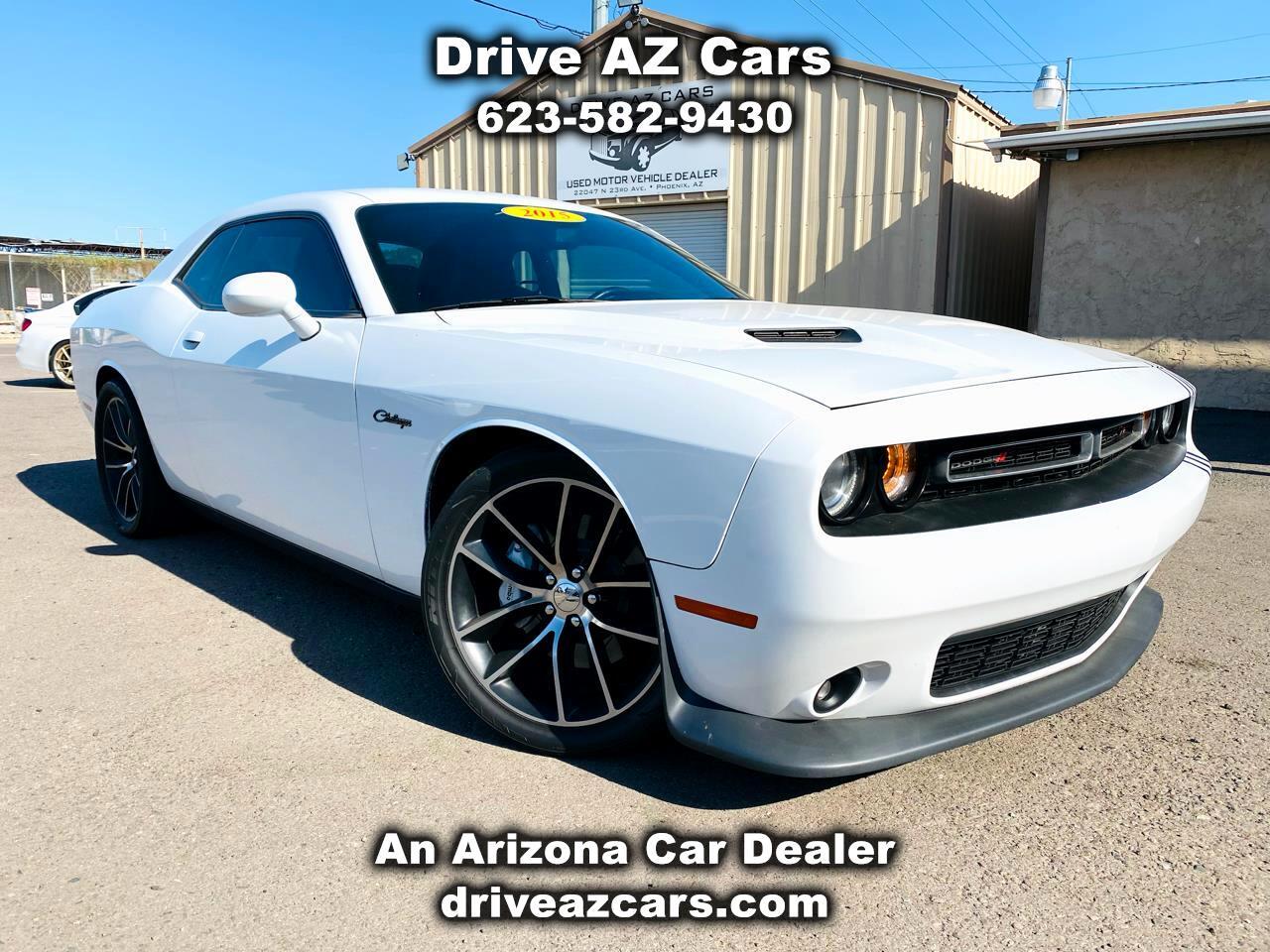Dodge Challenger 2dr Cpe R/T Scat Pack 2015