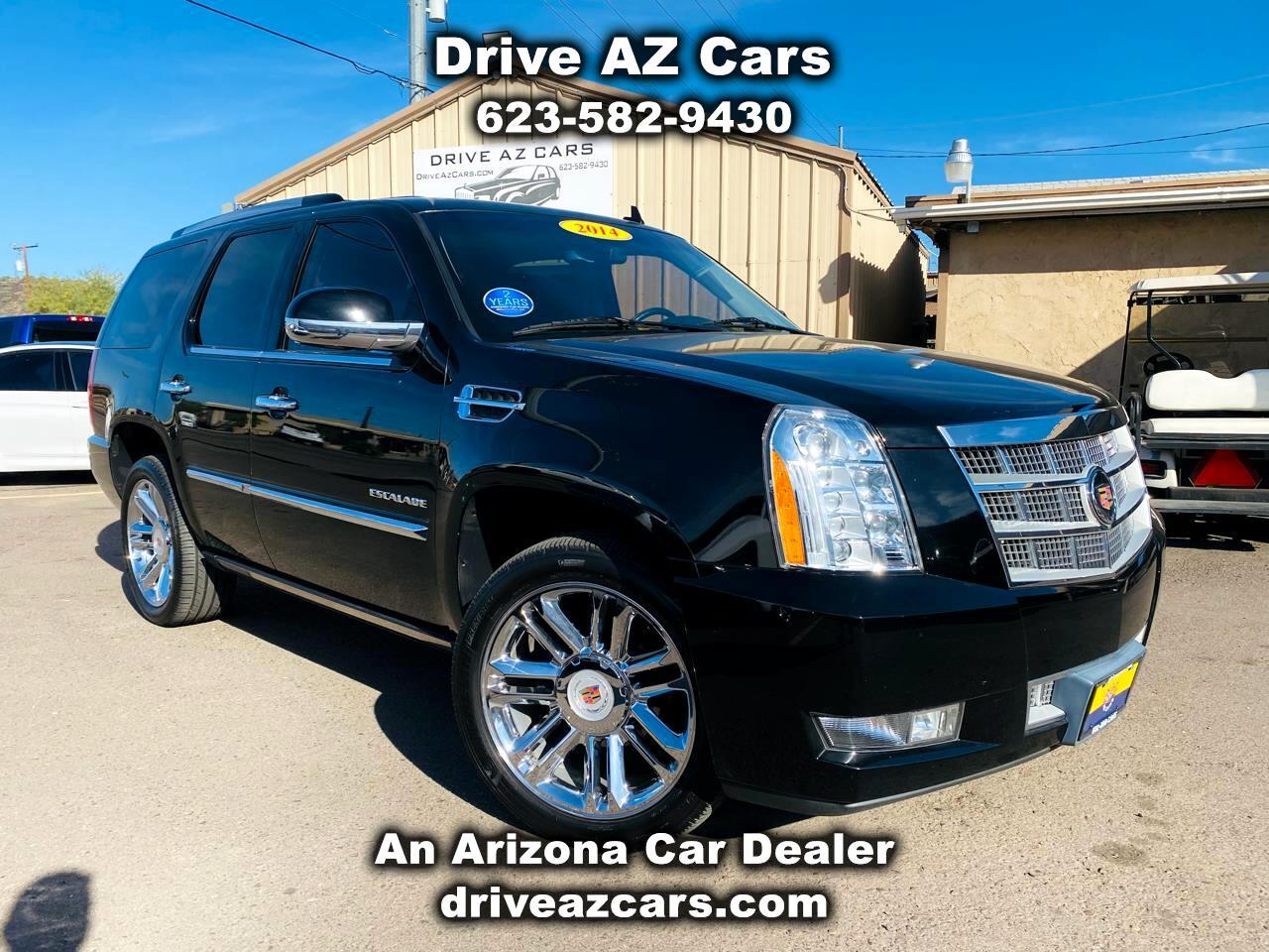 Cadillac Escalade AWD 4dr Platinum 2014
