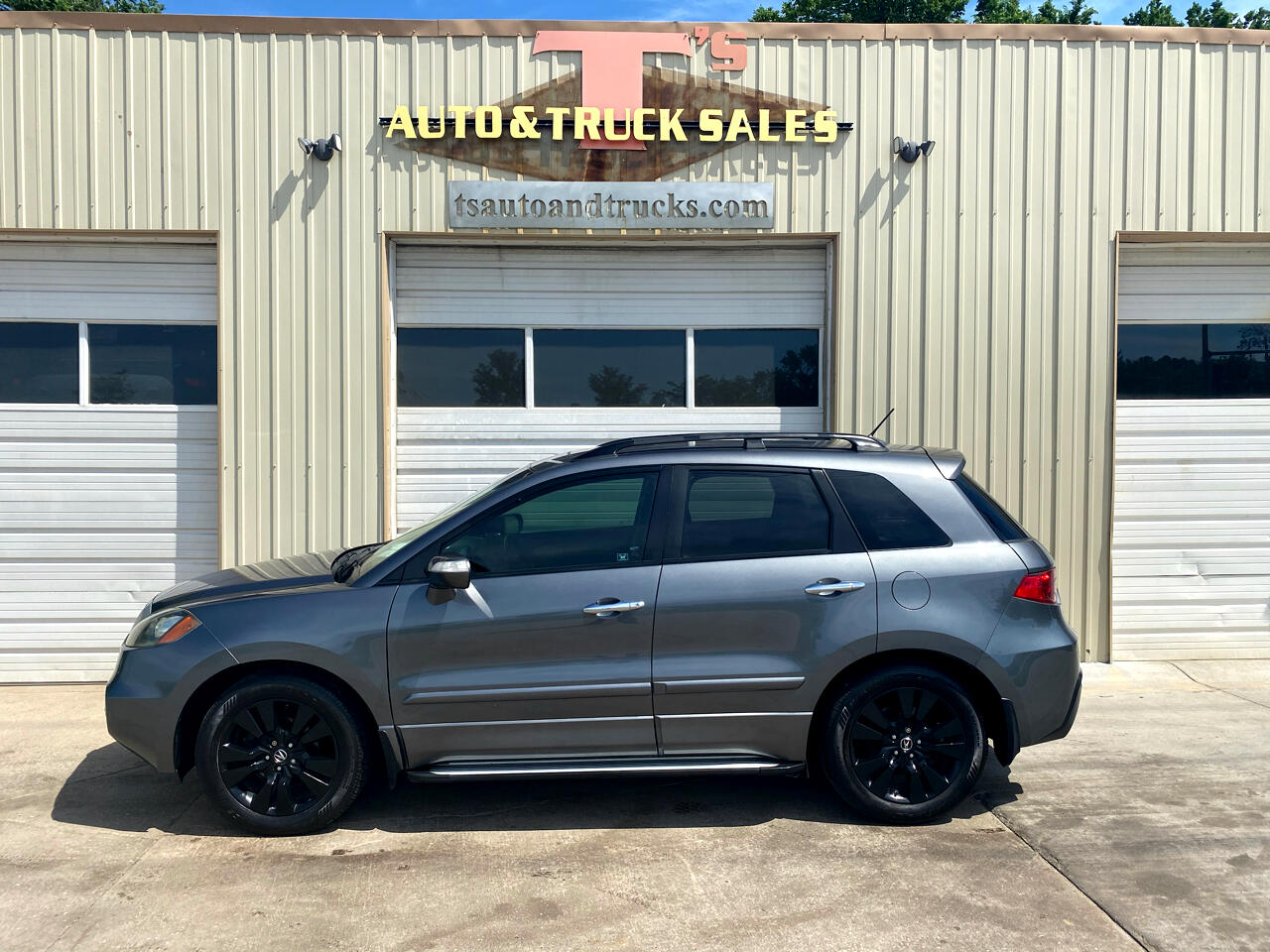 Acura RDX SH-AWD w/Technology Package 2010