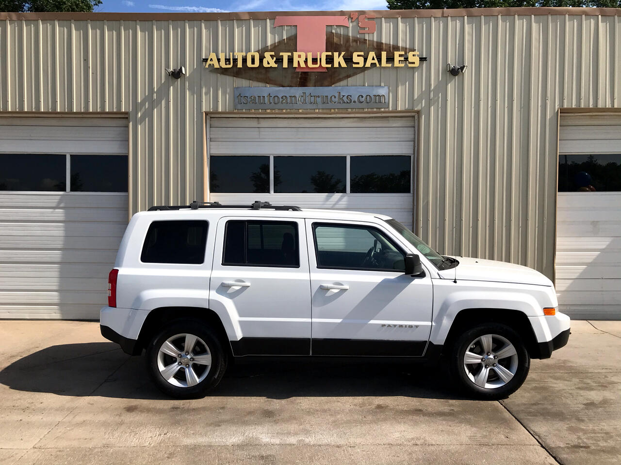 Jeep Patriot 4WD 4dr Latitude 2014