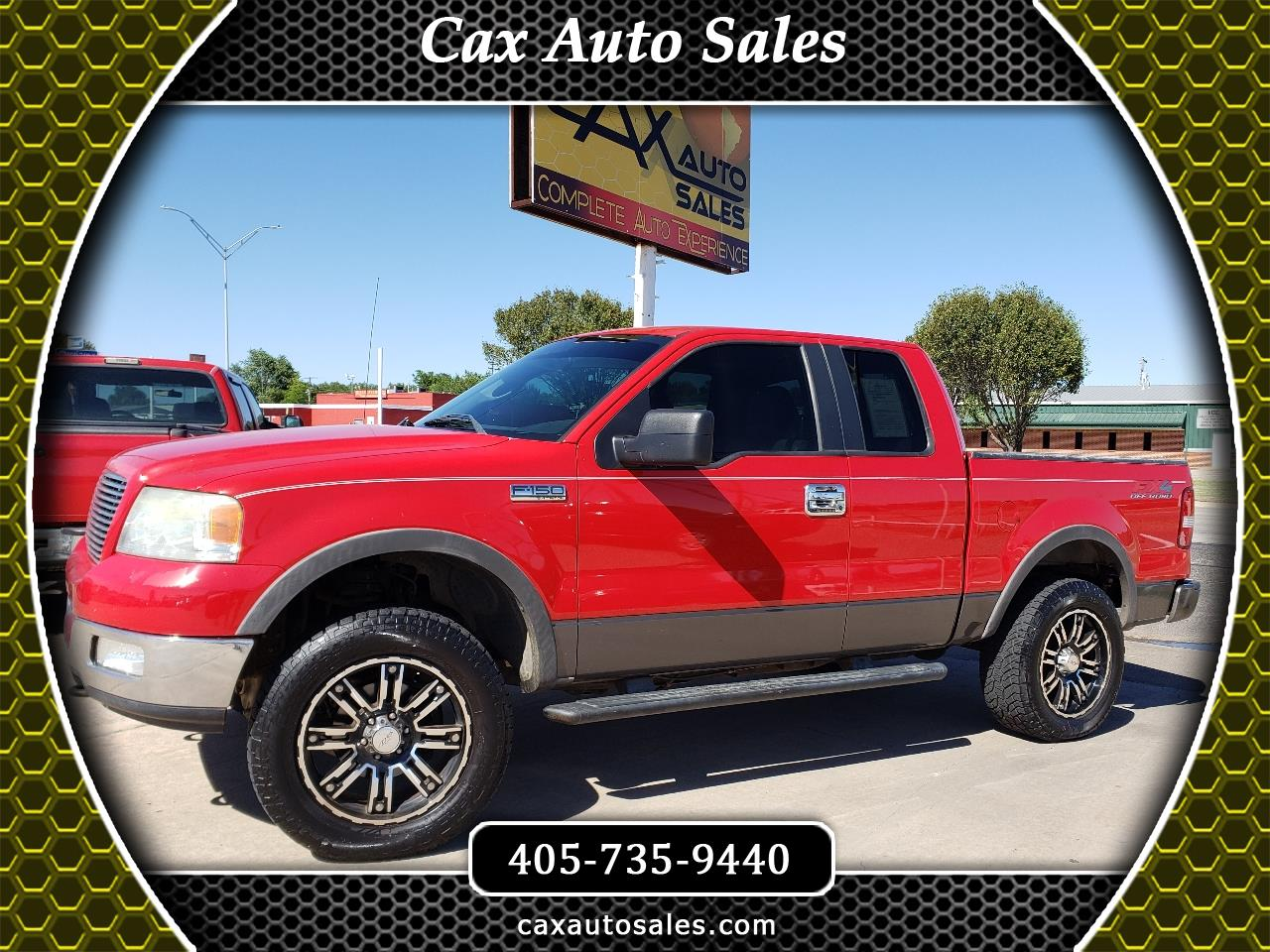 Ford F-150 FX4 SuperCab 5.5-ft Box 4WD 2005