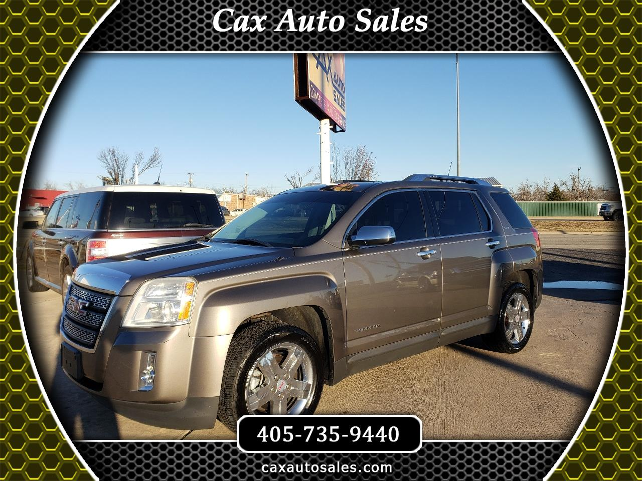 Used 2012 Gmc Terrain Slt2 Fwd For Sale In Moore Ok 73160 Cax Auto Sales