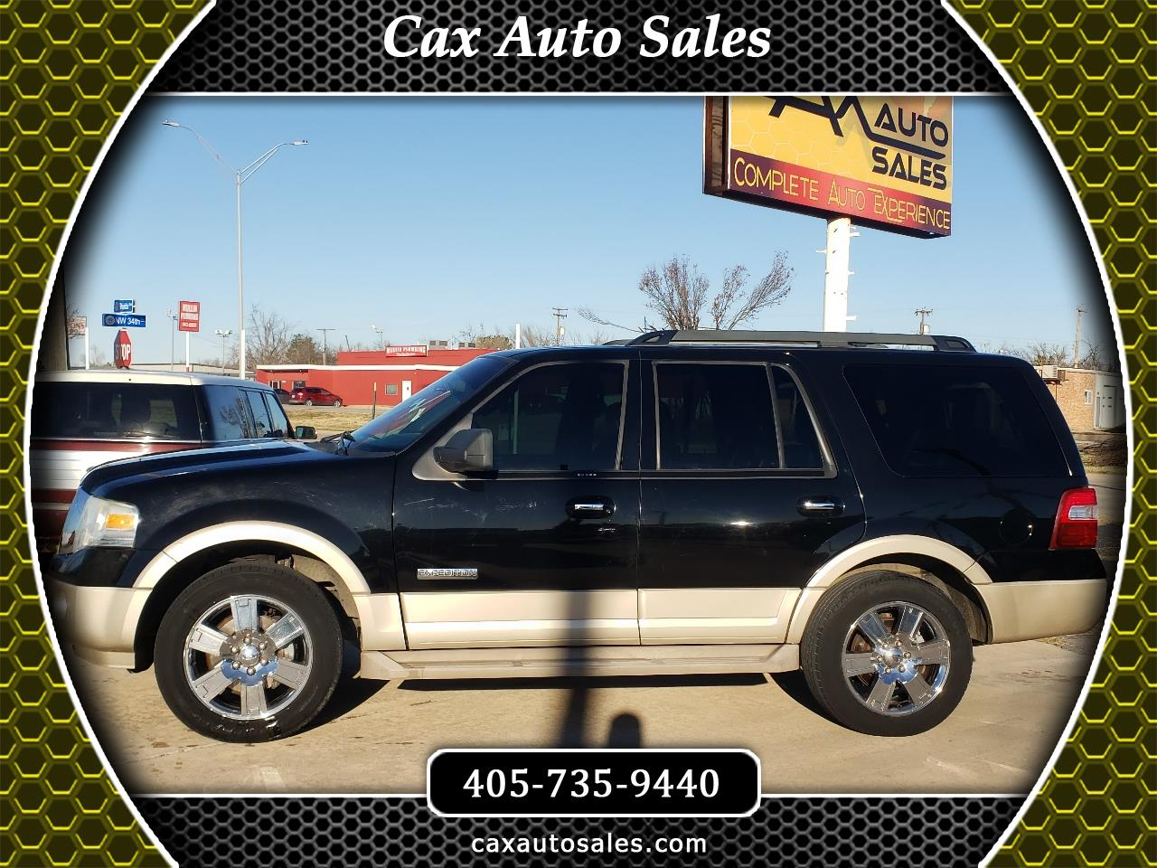 Ford Expedition Eddie Bauer 2WD 2007