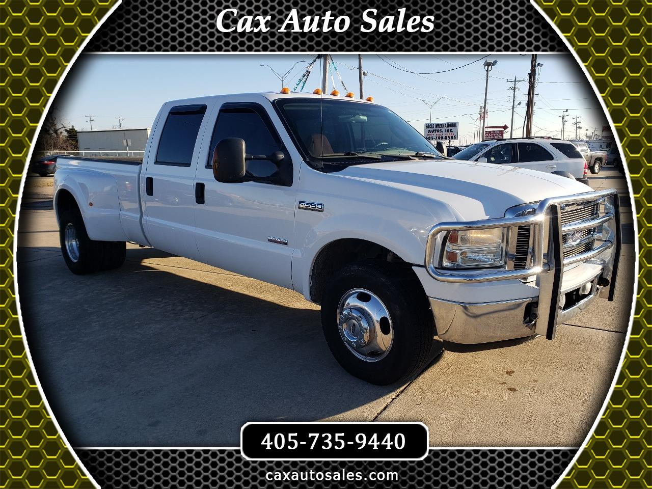 Ford F-350 SD XLT Crew Cab Long Bed 2WD DRW 2006