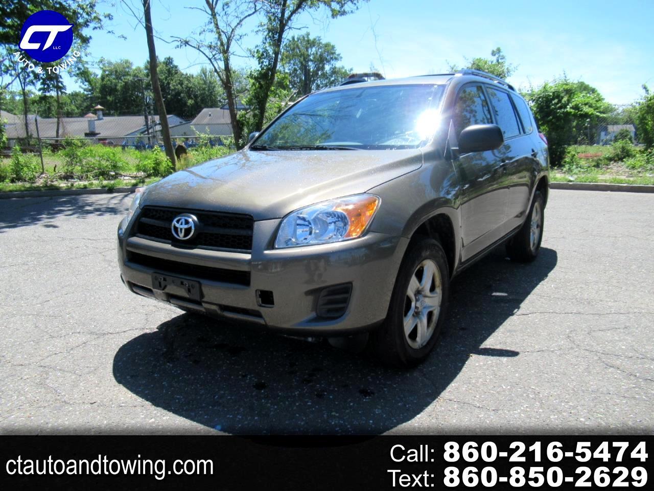 Toyota RAV4 4WD 4dr I4 (Natl) 2012