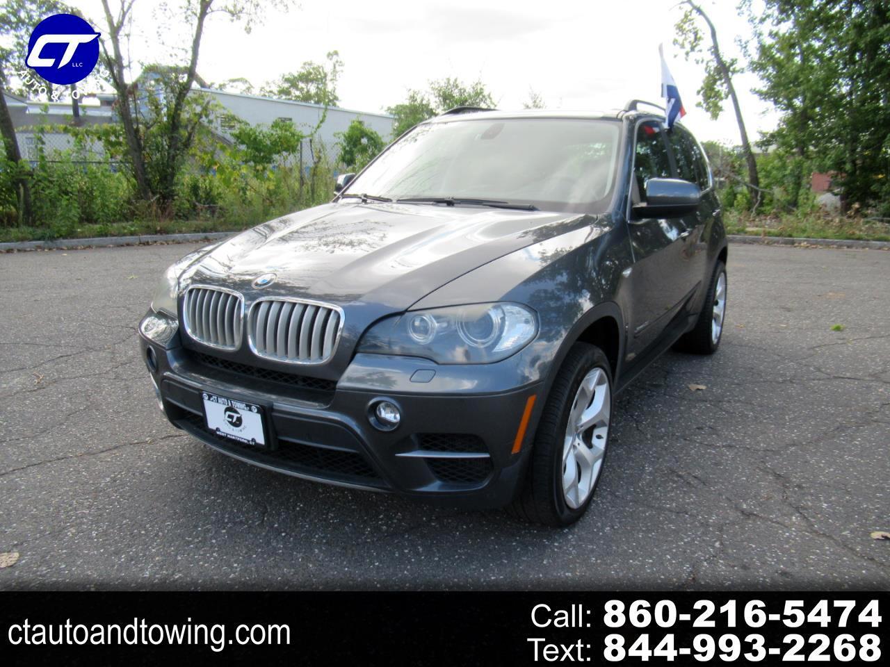 BMW X5 AWD 4dr 50i 2011