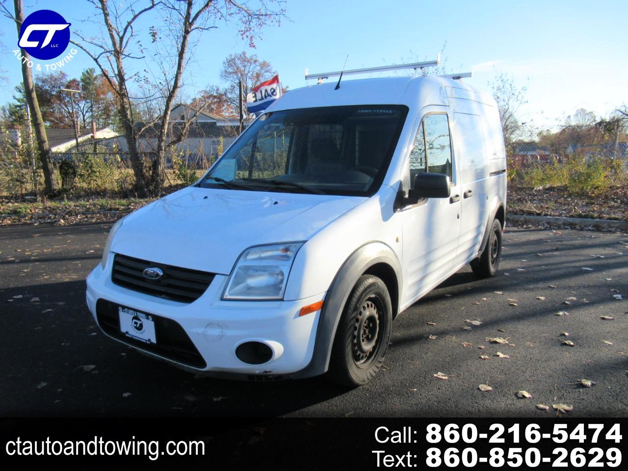 """Ford Transit Connect 114.6"""" XLT w/o side or rear door glass 2012"""