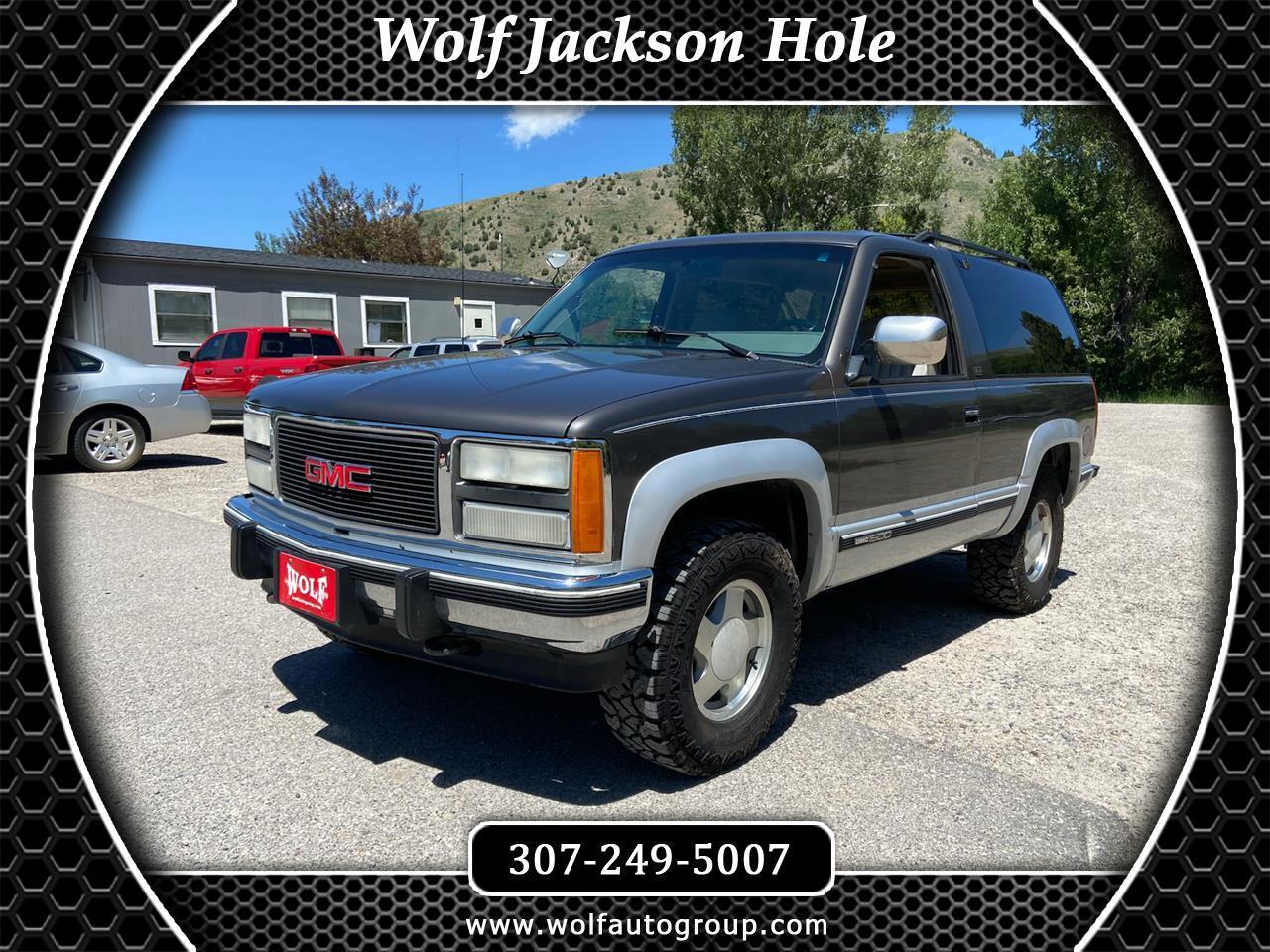 GMC Yukon  1993
