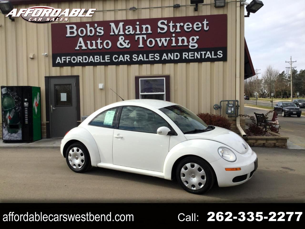Volkswagen New Beetle 2.5L 2010