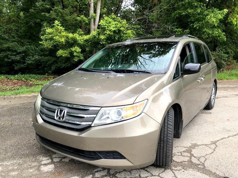 Honda Odyssey EX-L 2011