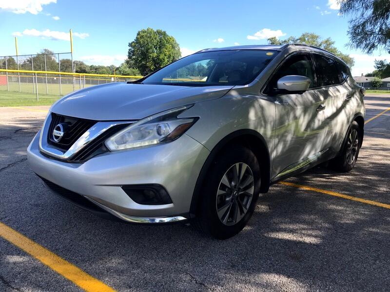 Nissan Murano SV AWD 2015