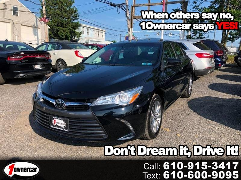 Toyota Camry 2014.5 4dr Sdn I4 Auto XLE (Natl) 2017