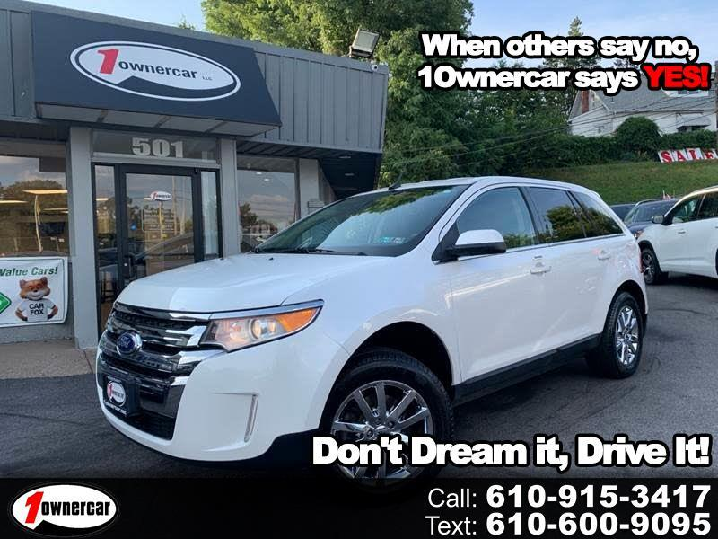 Ford Edge Limited AWD 2014