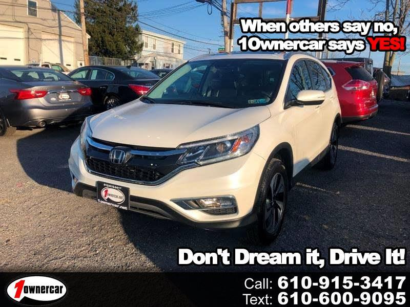 Honda CR-V Touring AWD 2016