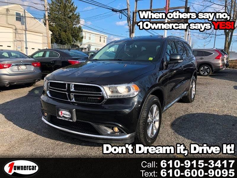 Dodge Durango Limited AWD 2015