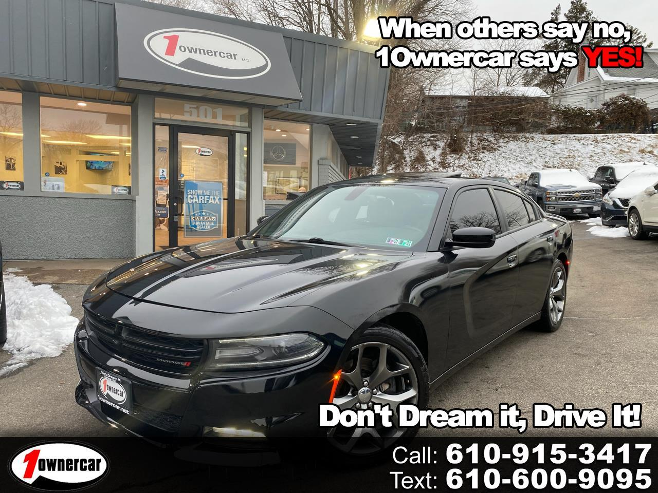 Dodge Charger 4dr Sdn R/T RWD 2016