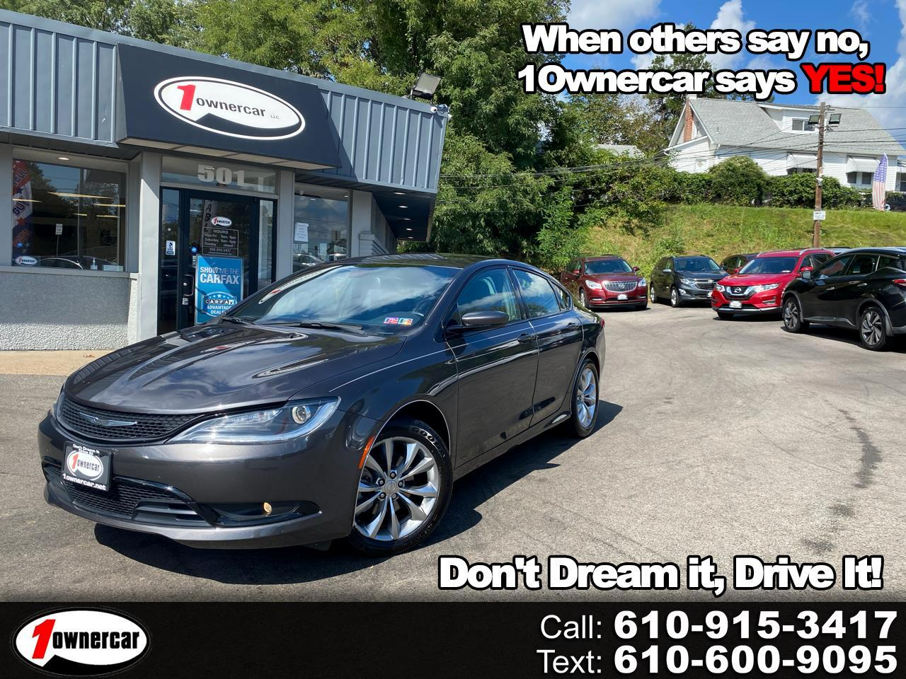 Used Chrysler 200 Clifton Heights Pa