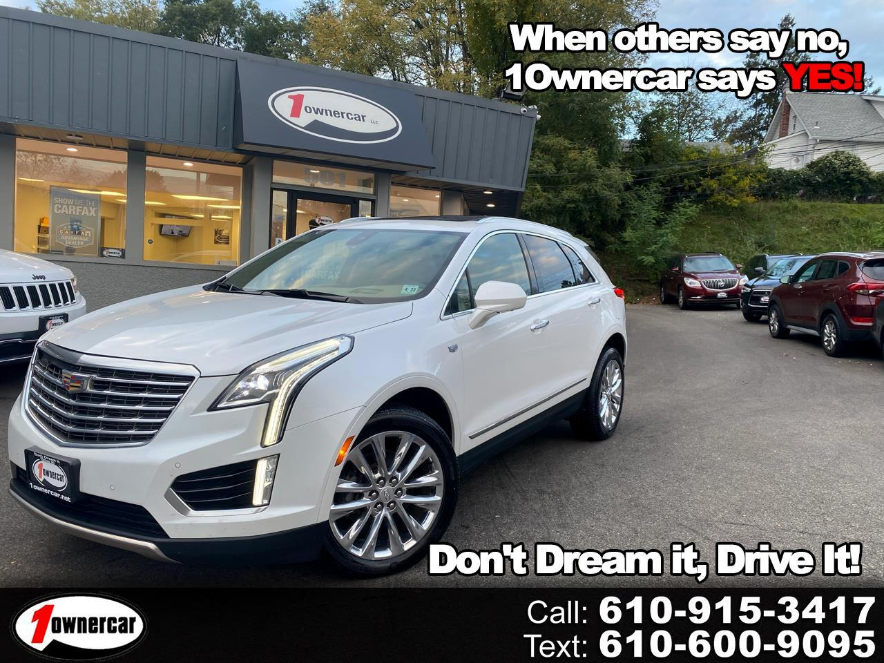 Used Cadillac Xt5 Clifton Heights Pa
