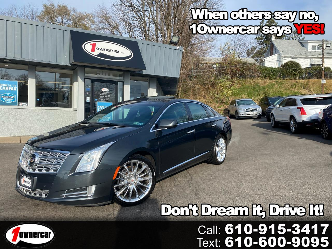 Used Cadillac Xts Clifton Heights Pa