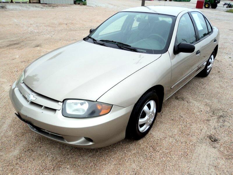 Chevrolet Cavalier Sedan 2003