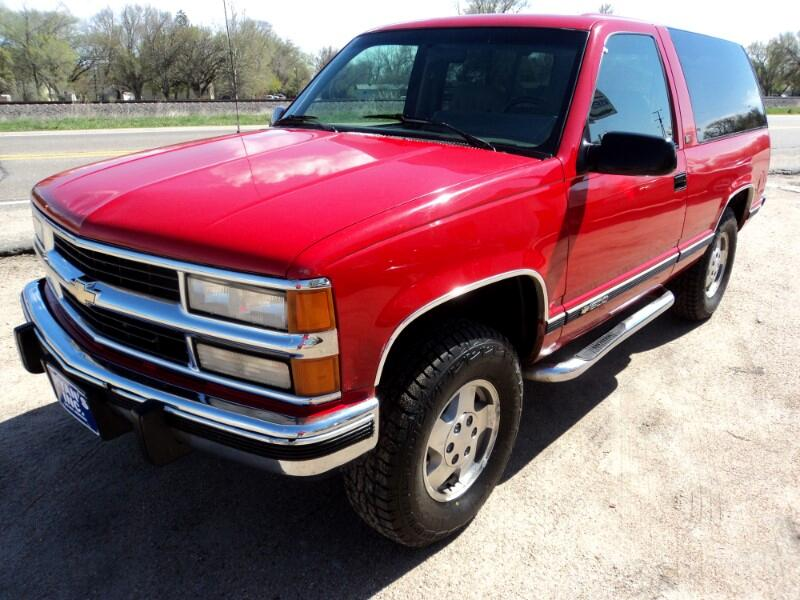 Chevrolet Blazer K1500 4WD 1994
