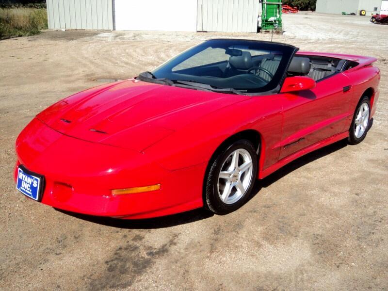 Pontiac Firebird Trans Am 1997
