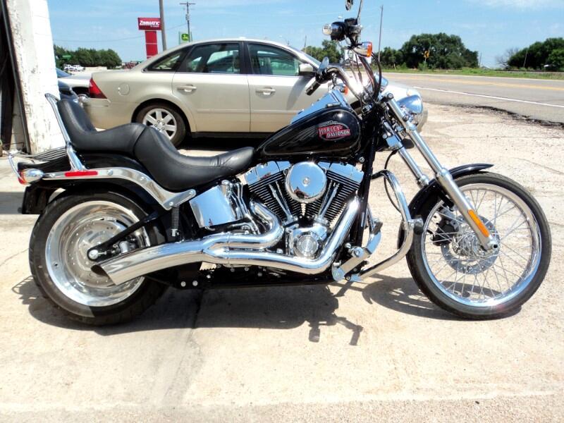 Harley-Davidson FXSTC  2007