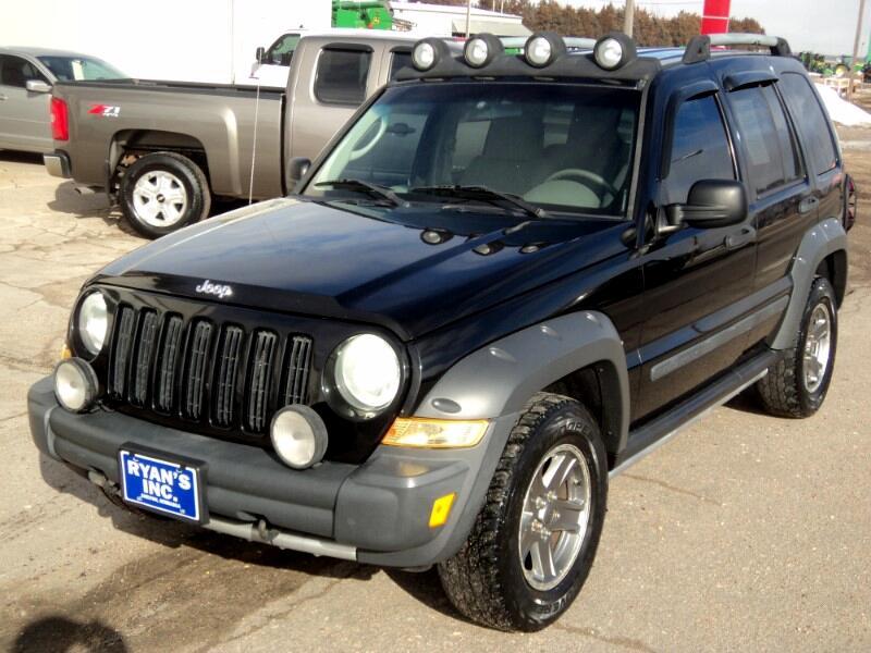 Jeep Liberty Renegade 2WD 2005