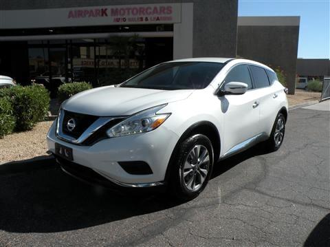 Nissan Murano FWD 4dr S 2016